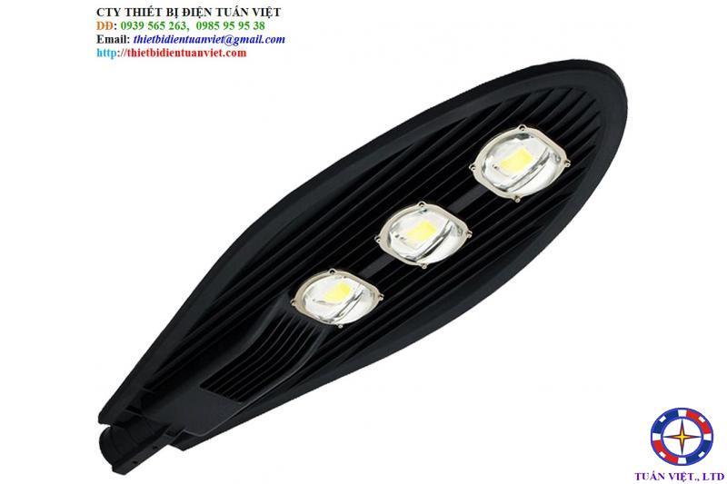 Đèn Đường Led 150W (đèn led chiếc lá)